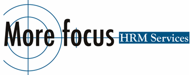 Logo More Focus Human Resource Management